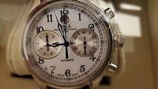 Ball Trainmaster Cannonball Chronograph Automatic Watch   Model- CM1052D-L3FJ-WH