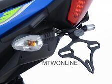 R&G Motorcycle Number Plate Holder *TAIL TIDY* Suzuki GSX250R (2017) LP0235BK