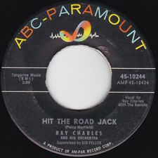 Soul / R&B--Ray Charles--Hit The Road Jack / The Danger Done