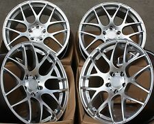 "18"" G MS007 ALLOY WHEELS FITS 5X100 AUDI VW CRYSLER SEAT SKODA TOYOTA VOLKSWAGEN"