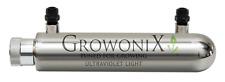 BRAND NEW GrowoniX GX 1530 UV Ultra Violet Sterilization Kit hydroponic RO