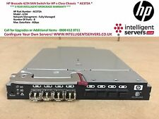 HP Brocade 4/24 SAN Switch for HP c-Class Chassis - AE372A / 411121-001