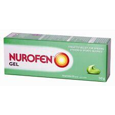 Nurofen Gel 50G Relief For Sprains, Strains and Sport Injuries