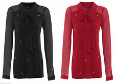 Patternless NEXT Party Long Sleeve Tops & Shirts for Women