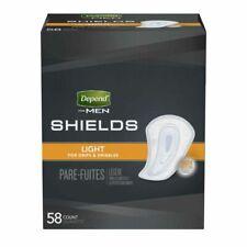 Depend Men Light Absorbency Shields