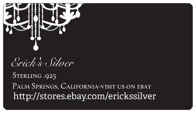 Ericks Silver