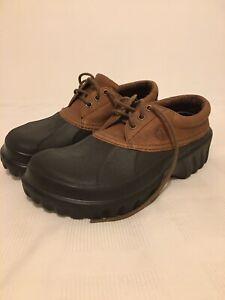 Men's Crocs Shoes Size 9