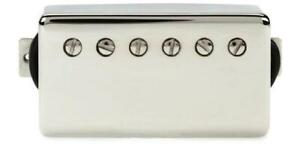 Seymour Duncan® SH-1n '59 Neck Humbucker Pickup~Nickel~PAF Type-4 Conductor~New