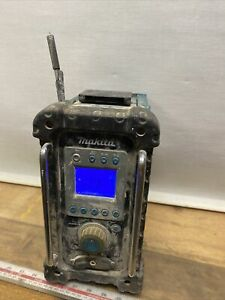 Makita Job Site Radio Fm/aux 9.6/18v Bmr100