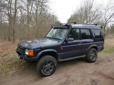 land rover Discovery 2 TD5 And V8 snorkel Kit safari style