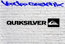 Australian made round decal as used on Quicksilver and other Aussie bmx bikes