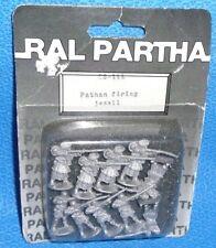 Colonial Pathan Firing Jezail RAL PARTHA Historical Miniatures NIB 25mm