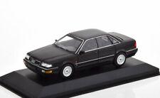 1:43 Minichamps Audi V8 1988 black-metallic