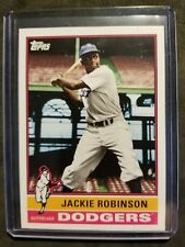 Jackie Robinson Brooklyn Dodgers 2010 Topps Vintage Legends Baseball Card
