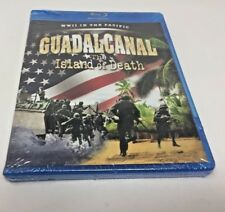 Guadalcanal - The Island of Death (BLU-RAY - Brand New)