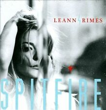 LEANN RIMES SPITFIRE Limited Exclusive Version with Bonus Track Borrowed Live