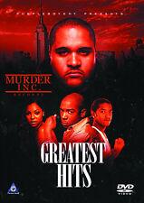 MURDER INC JA RULE ASHANTI LLOYD MUSIC VIDEOS HIPHOP RAP DVD IRV GOTTI NAS JAY Z
