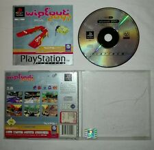 WIPEOUT 2097 ps1 psx Sony PlayStation gioco game platinum  completo