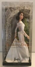 The Twilight Saga Breaking Dawn BELLA Barbie Doll Pink Collection T7653 NRFB