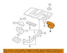 VW VOLKSWAGEN OEM Jetta Air Cleaner Intake-Intake Duct Tube Hose 1K0129618BC