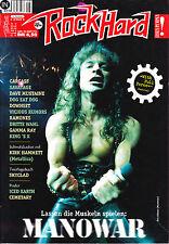 Magazin Rock Hard 111/1996,Manowar,Kirk Hammett,Ramones,Dog Eat Dog,Dave Mustain
