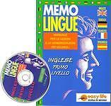 Corso di Lingua Inglese MEMOLINGUE - 1° livello + CDRom