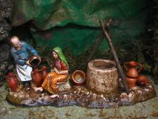 Nativity Scene Villager Figurine Landi Presepio Figura Pesebre Nacimiento Belen