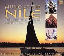 Music of the Nile: The Original African Sanctus Journey, New Music