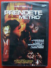 non prendete quel metrò death line donald pleasence christopher lee dvd nuovo