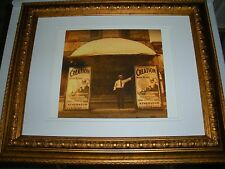 1914 Photodrama of Creation street posters Jehovah Watchtower IBSA