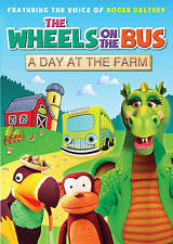 The Wheels on the Bus: A Day at the Farm (DVD, 2014) VG#