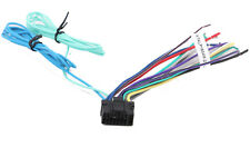 Xtenzi Wire Harness Plug 16 Pin Car Stereo for Alpine CDE-164BT CDE-W265BT