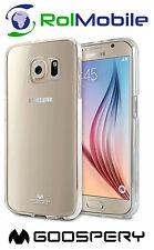 Mercury Goospery Jelly Funda TPU Silicona Transparente Samsung Galaxy A5 2016