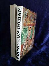 Roussillon Roman - Marcel Durliat - éditions Zodiaque 1964