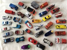 Lot of 37 Matchbox Diecast Cars Assorted Collection
