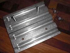 Double Cigar Mold 32 x 5 in Canna Cigar 6061 Aluminum