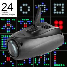 64LED RGBW Laser Licht Bühnenlicht Lichteffekt Strahler Deko DJ Disco KTV DHL DE