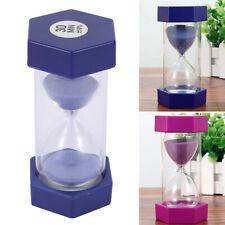 30 Minutes Egg Sand Hourglass Timer Sandglass Clock Kitchen Timer Kid Toy