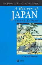 History of Japan (Blackwell History of the World), Acceptable, Totman, Conrad, B