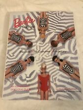 Barbie Rarities, The Dolls The Costumes Miscellany Vintage Barbie Dolls Book