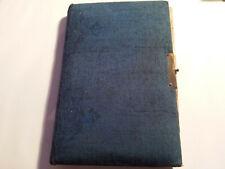 Poesiealbum 1906 Moorrege 52 Einträge Früchtenicht Schölermann Teifke Dwenger