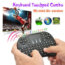 2.4 g Wireless Mini Fly Air Teclado Mouse Touchpad Laptop Xbox 360 Pc Ps3 Tv Box