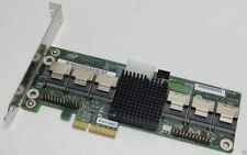Intel RES2SV240 24 port RAID Expander Card SAS SATA + 2x SFF8087 Cables
