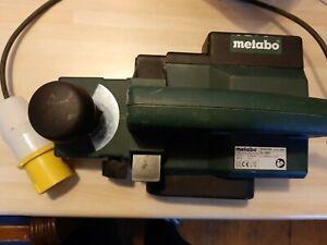 Metabo HO0882 110V Kit 800w 82mm Planer 110V Metaloc III Case and Chip Bag