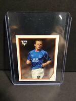 ⭐ 2003 Wayne Rooney Rookie Sticker ( Green Back) Merlin