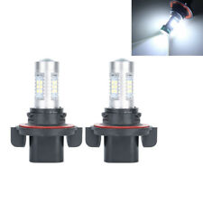 2pcs HID White High Power 9008 H13 Headlight Low Beam Headlamp LED Bulbs #1