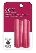 Eos Lip Balm Stick Pomegranate Raspberry 2 EA