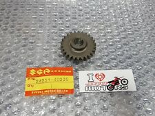 SUZUKI RM 50 80 OR50 DS80 JR80 NEW GENUINE 5TH GEAR DRIVEN  NT:26 24251-46000