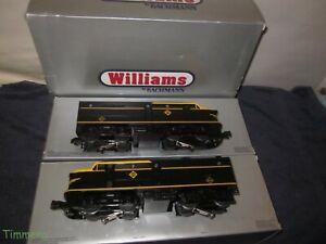 Williams By Bachmann 20096 Erie 2032 O-27 Alco FA-2 Powered A Set O-27
