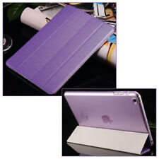 Coque Etui Housse Rigide PVC PU pour Tablette Apple iPad Air 1/3505